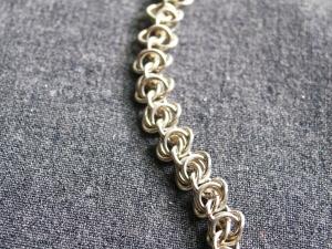 Avarin (Bracelet)(Sterling Silver)