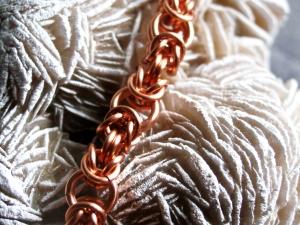 Byzantine (Bracelet)(Copper)