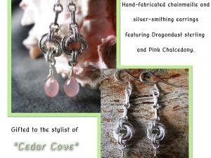 Lora - Cedar Cove wardrobe stylist gifting
