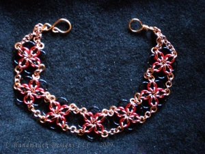 Annora (Copper/Black/Red)