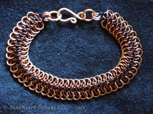 Crotalus braceelt (Copper/Brown/Black)