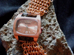 European 4-1 Watch (Copper)