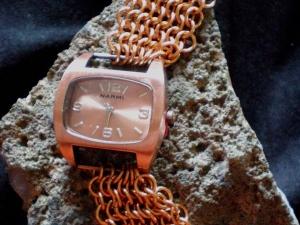 European 4-1 Watch (Copper)