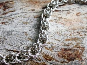 Hooves (Bracelet)(Sterling Silver)