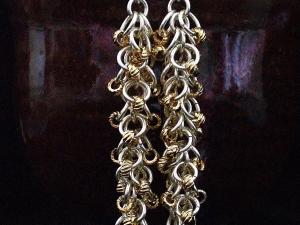 Orlaigh (Earrings)(Sterling Silver)