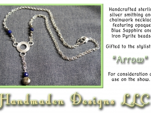 Livvy - Arrow wardrobe stylist gifting