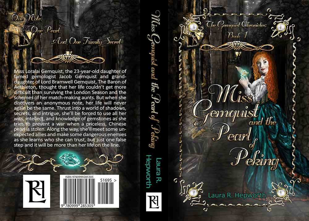 Miss Gemquist and the Pearl of Peking bookcover redo